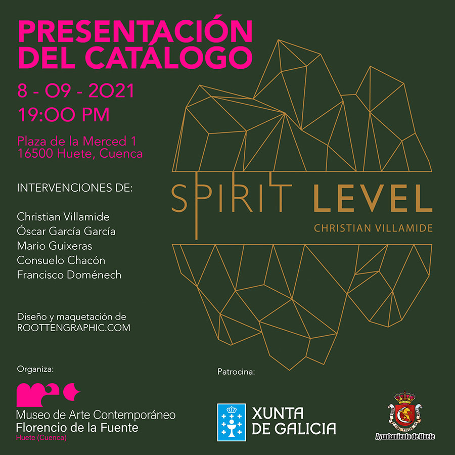 presentación-del-catálogo-spirit-level-redes-sociales